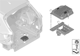 Convertidor de tensión/PCU500