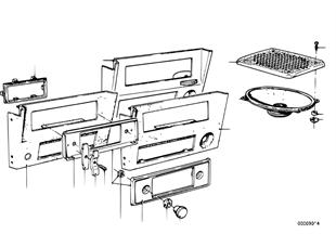 Rádio-montážní díly