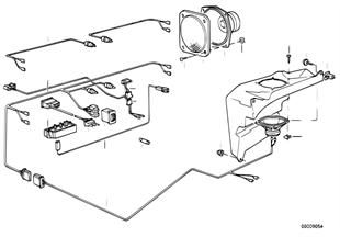零件 立體聲系統