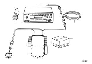 收音機 Bavaria 電子式