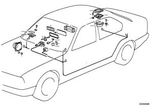 Composants systeme stereophonique
