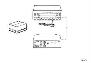 วิทยุ ELECTRONIC CD SAFETY/เม็กซิโก