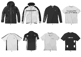 Motorsport — Men's Apparel 2013/2014