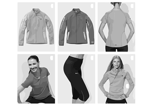 Athletics Women's Apparel 2013/14