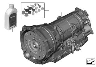 자동변속기 GA8HP70Z - 4륜 구동