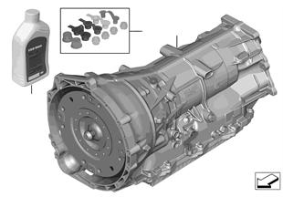 Automatikgetriebe GA8HP45Z — Allrad