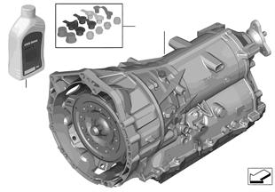 Αυτόματο κιβώτιο ταχυτήτων GA8HP45Z