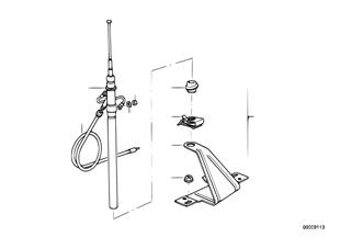 Accessoires d'antenne