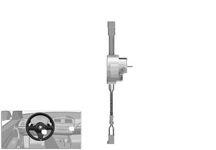 Unidad mando electrón. volante M-Sport