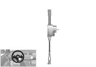 Sterownik elektroniki kierownicy M-Sport