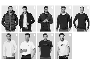 BMW M Collection Men's Apparel 13/14
