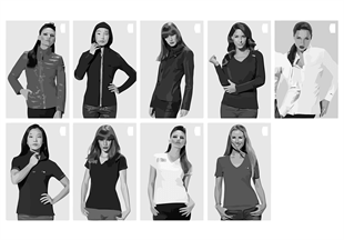 BMW Collection textiles femme 13/14