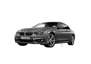BMW Miniatures — BMW 4-Series 13/14