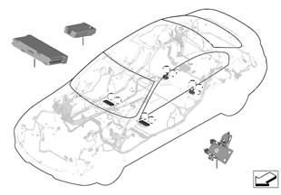 Sterownik modułu foteli