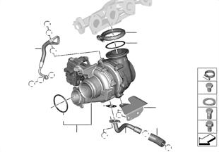 Turbo compresor con lubrificacion