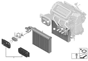 蒸發器 / 膨脹閥