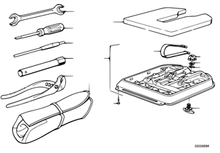 Coffre a outils petit modele