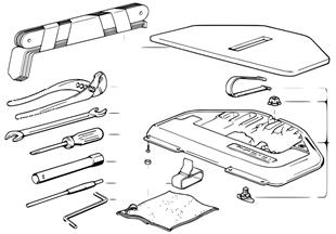 Εργαλεία οχήματος/εργαλειοθήκη