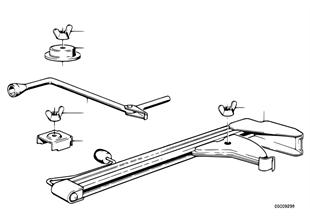 Εργαλεία οχήματος/γρύλος
