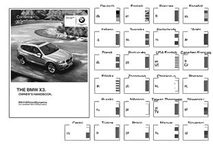 Betriebsanleitung F25 ohne iDrive