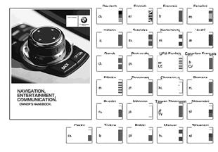 Libretto di uso e man. Infotainment CiC