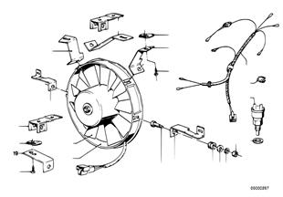 Ventilateur additionnel électrique