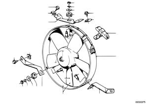 Extra elektrisch ventilator