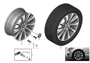 BMW LA wheel V-Spoke 387 — 18''