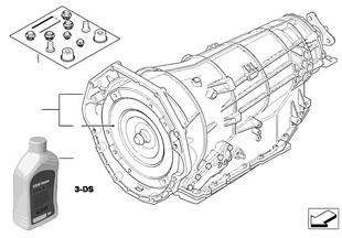 Automatikgetriebe A5S560Z