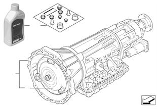 Automatyczna skrzynia biegów A5S300J
