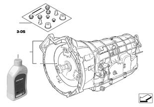 Automatyczna skrzynia biegów A5S310Z