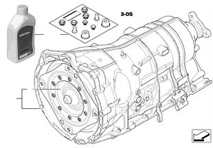 Automatyczna skrzynia biegów GA6HP26Z
