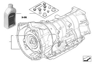 Caixa automática GA6HP19Z — 4 rodas