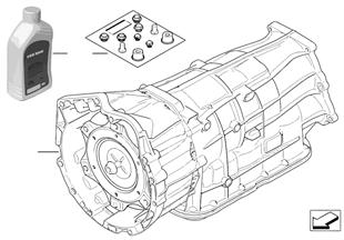 ชุดเกียร์ Auto GA6L45R-ขับเคลื่อนสี่ล้อ