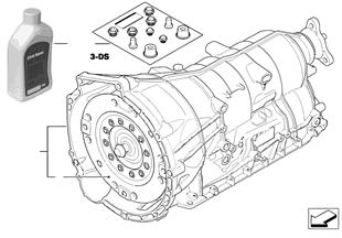 Automatyczna skrzynia biegów GA6HP19Z
