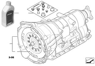 Αυτόματο κιβώτιο ταχυτήτων GA6HP26Z