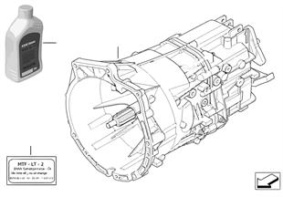 Boîte de vitesses manuelle GS5-39DZ