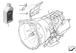 Převodovka GS5S31BZ (sekv.převod.)