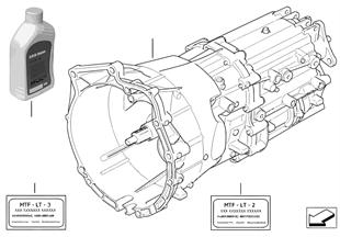 ชุดเกียร์ GS6-37BZ/DZ