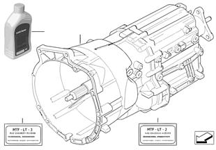 Schaltgetriebe GS6-53BZ/DZ