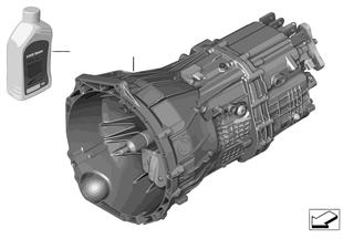 Schaltgetriebe GS6-45DZ
