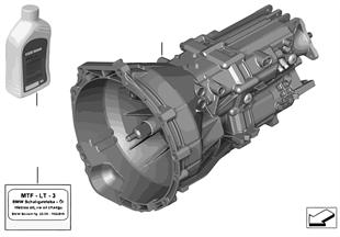 手動變速箱 GS6-17DG