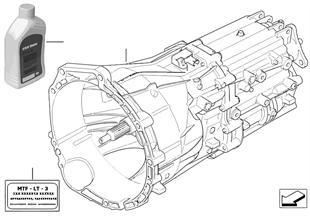 Schaltgetriebe GS6-37DZ