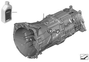 Schaltgetriebe GS6X45BZ