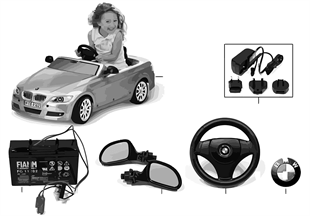 BMW Repl. parts — 3-Series Convert 6V