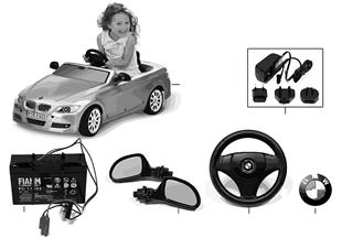 BMW 交換部品 - 3er カブリオレ 6V