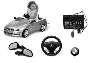 BMW verv. onderd. — 3 Serie Cabrio 6V