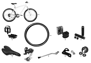 BMW Ersatzteile - Cruise Bike II