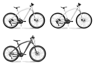 Bicic. y equipam. BMW — Cruise Bikes 14