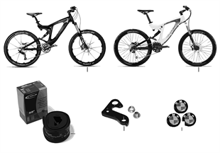 BMW Replace. parts — Mountainbike Enduro